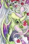 Hemlock and Brier watercolor by nickyflamingo