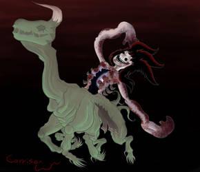 Develchael - The Final Monster - #27 by SailorSealGarri