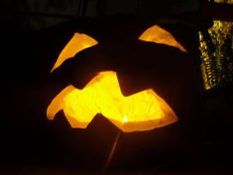 Halloween Pumpkin by FoxandRabbitPress