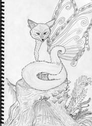 Fairy Oak by FoxandRabbitPress