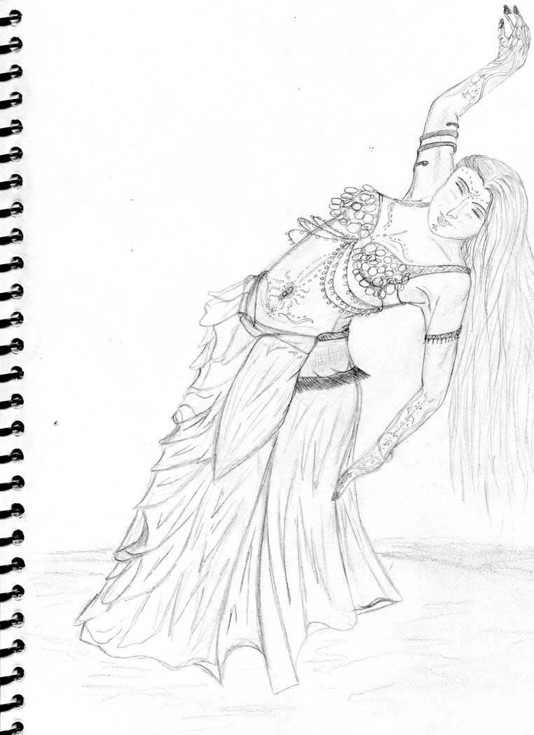 The Divine Dance by FoxandRabbitPress