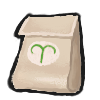 Game Icon - Seed Bag by doppioslash