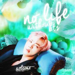 No Life Ava BTS JIN DESIGNE by KatherineSDeath
