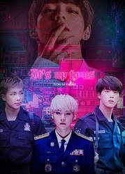 Police bts cover by KatherineSDeath
