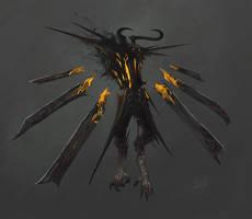 Demon by SixFootEwok