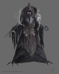 Dark Tengu by SixFootEwok