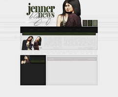 Kylie and Kendall Layout | JennerNews.blog.cz by lenkamason