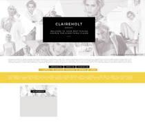 CLAIREHOLT |Ordered Layout by lenkamason