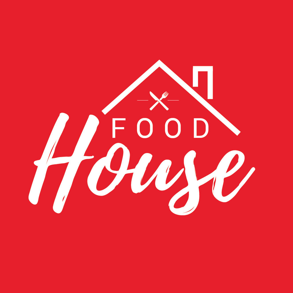 LOGO | Food House by lenkamason
