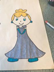 Cinderella  by sealightbreeze