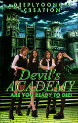 Devils Academy by illejeons