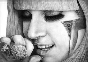 Lady Gaga by Carofantasy