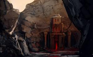 Home of Dark Magic by Verticae