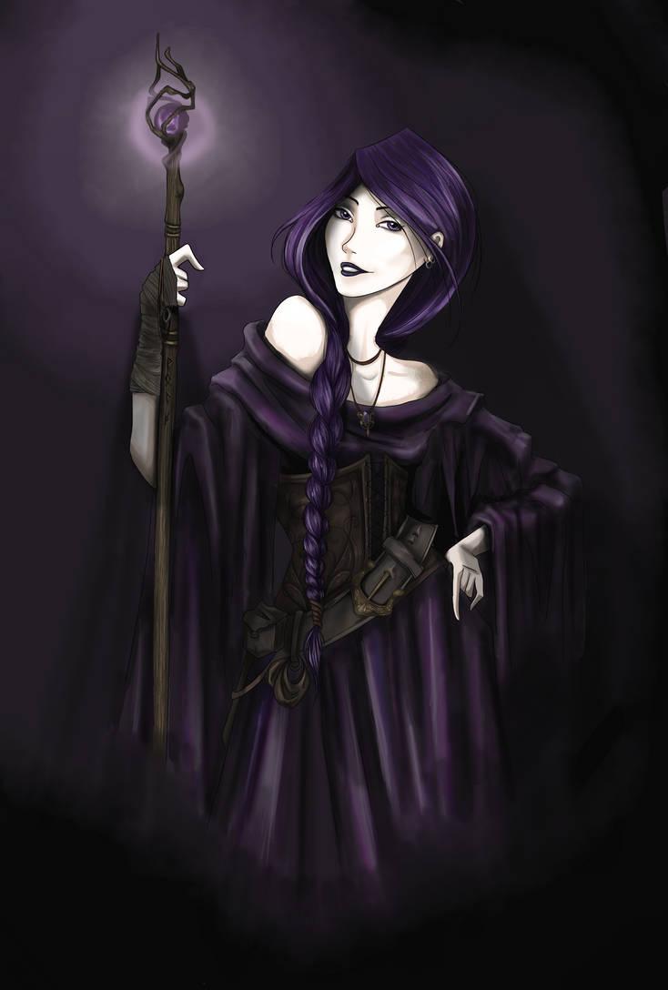 Don't need magic I have glowy skin ! by Kingoftheplatypus
