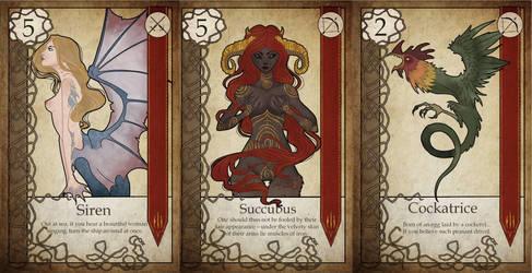 Monsters by Kingoftheplatypus