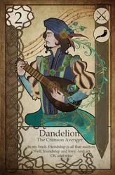 Dandelion by Kingoftheplatypus