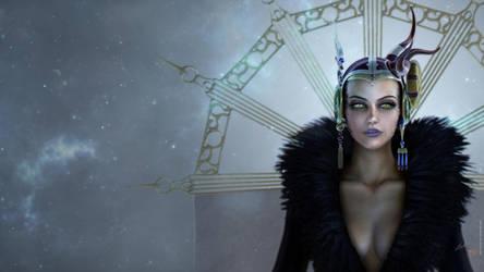 Final Fantasy VIII - Edea Kramer Wallpaper by TulioMinaki