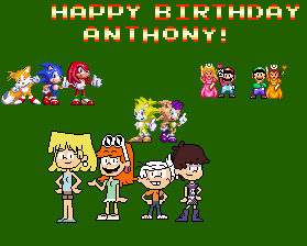 Happy Birthday SFG! by TheLoudHouse1998