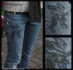 Honour Jeans by Ludjia
