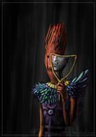 Mirror Mask by Ludjia
