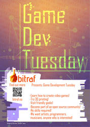 Game development tuesday by Ludjia