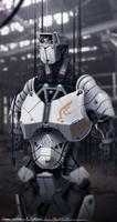 Warehouse droid by EdonGuraziu