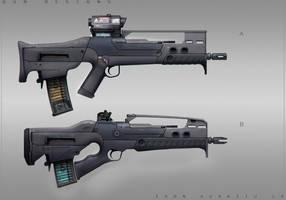 Modern Assault Platform by EdonGuraziu