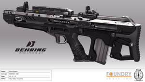 Behring CQB Concept by EdonGuraziu