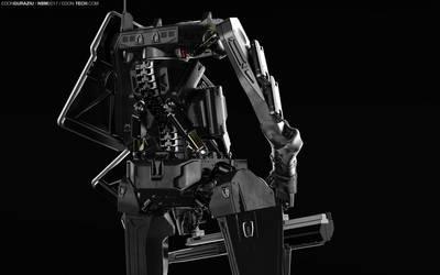 NBM Sentinel Concept Design by EdonGuraziu