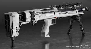 AKULA BALLISTIC White - Concept Design by EdonGuraziu