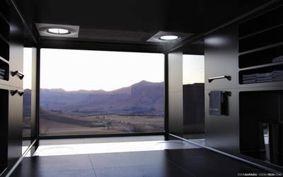 Modern Bathroom Concept Design by EdonGuraziu