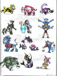 TFA Zodiac 2 by mythcraze776