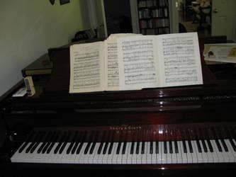 Piano 3 by Panda-Stock8