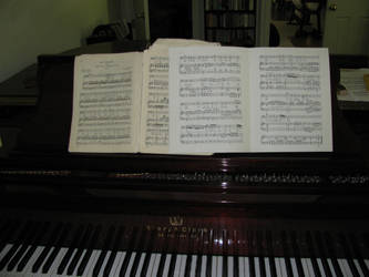 Piano 5 by Panda-Stock8