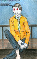 Disguised as Mr. Rogers by TinyQ