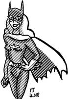 Batgirl (TAS) by SixthSenseStudios
