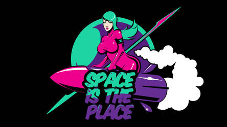 Space is the Place by rhinosarus