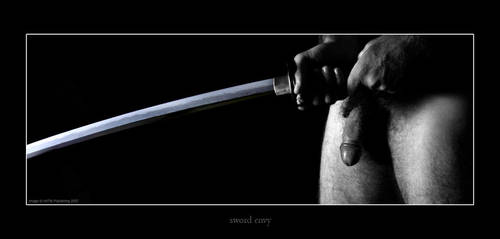 sword envy by CrashandBurnPhoto