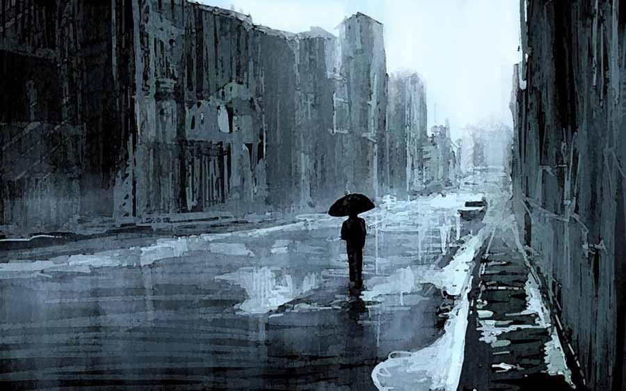 Rainy day by RHADS