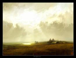 August Sky by RHADS