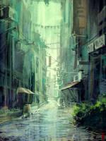 Rainy Day II by RHADS