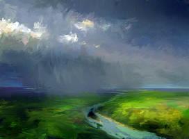 Rain rain by RHADS