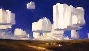 Castles in the sky by RHADS