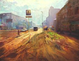 Street 2 by RHADS