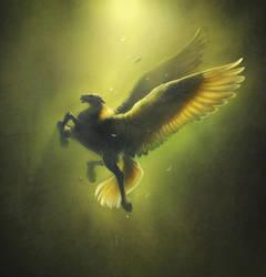 Pegasus by RHADS