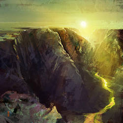 Speedpaining 45 by RHADS