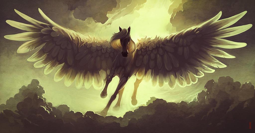 Sky Horse by RHADS