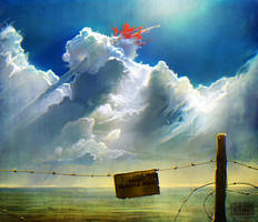 Sky may cry by RHADS