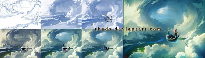 Making of Pierian spring by RHADS