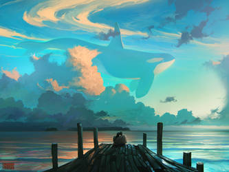 Sky for Dreamers by RHADS
